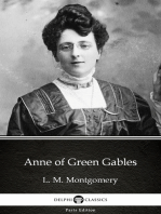 Anne of Green Gables by L. M. Montgomery (Illustrated)