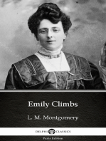 Emily Climbs by L. M. Montgomery (Illustrated)