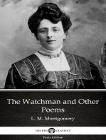The Watchman and Other Poems by L. M. Montgomery (Illustrated)
