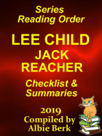 Lee Child's Jack Reacher