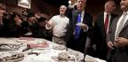 Donald Trump Eats First