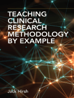 Teaching Clinical Research Methodology by Example
