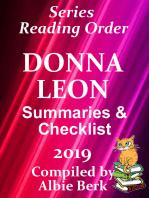 Donna Leon's Guido Brunetti Series