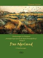 """Zeichnungen zu Fontanes """"Wanderungen durch die Mark Brandenburg"""" – Band II"""