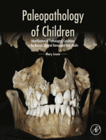 Paleopathology of Children: Identification of Pathological Conditions in the Human Skeletal Remains of Non-Adults