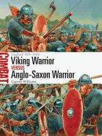 Viking Warrior vs Anglo-Saxon Warrior
