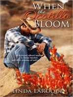 When the Ocotillo Bloom