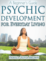 Psychic Development For Everyday Living