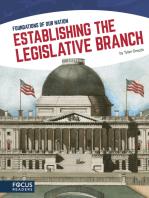 Establishing the Legislative Branch