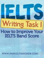 IELTS Task 1 Writing (Academic) Test