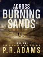 Across Burning Sands
