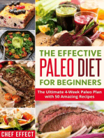 The Effective Paleo Diet for Beginners