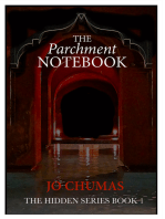 The Parchment Notebook - The Hidden Series (Book 1)