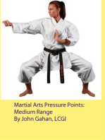 Martial Arts Pressure Points