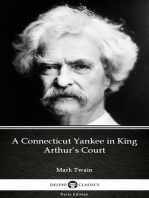 A Connecticut Yankee in King Arthur's Court by Mark Twain (Illustrated)