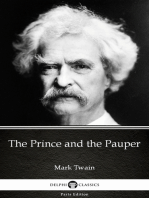The Prince and the Pauper by Mark Twain (Illustrated)