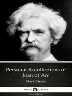 Personal Recollections of Joan of Arc by Mark Twain (Illustrated)