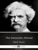 The Innocents Abroad by Mark Twain (Illustrated)