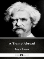 A Tramp Abroad by Mark Twain (Illustrated)