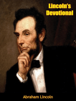Lincoln's Devotional