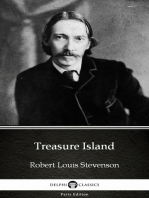 Treasure Island by Robert Louis Stevenson (Illustrated)