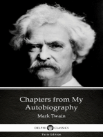 Chapters from My Autobiography by Mark Twain (Illustrated)