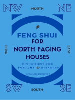 Feng Shui For North Facing Houses - In Period 8 (2004 - 2023)