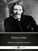 Prince Otto by Robert Louis Stevenson (Illustrated)