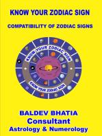 Know Your Zodiac Sign