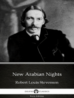 New Arabian Nights by Robert Louis Stevenson (Illustrated)