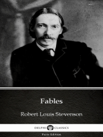 Fables by Robert Louis Stevenson (Illustrated)
