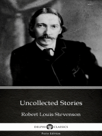 Uncollected Stories by Robert Louis Stevenson (Illustrated)