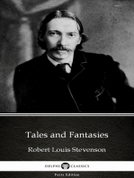 Tales and Fantasies by Robert Louis Stevenson (Illustrated)