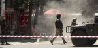 ISIS Claims Responsibility For Attack On Iraqi Embassy In Afghanistan