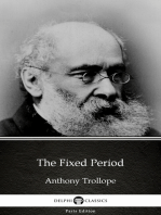 The Fixed Period by Anthony Trollope (Illustrated)