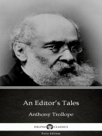 An Editor's Tales by Anthony Trollope (Illustrated)