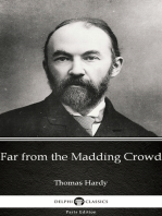 Far from the Madding Crowd by Thomas Hardy (Illustrated)
