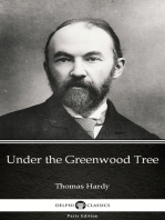 Under the Greenwood Tree by Thomas Hardy (Illustrated)
