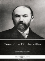 Tess of the D'urbervilles by Thomas Hardy (Illustrated)