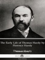 The Early Life of Thomas Hardy by Florence Hardy (Illustrated)