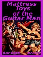 Mattress Toys of the Guitar Man