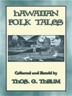 HAWAIIAN FOLK TALES - 34 Hawaiian folk and fairy tales