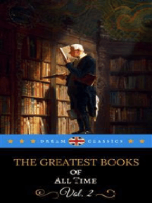 The Greatest Books of All Time Vol. 2 (Dream Classics)