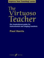 The Virtuoso Teacher