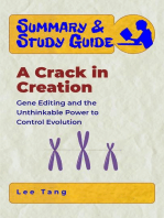 a crack in creation gene editing and the unthinkable power to control evolution
