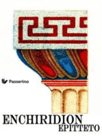 Enchiridion: Manuale di Epitteto