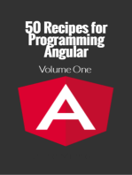 50 Recipes for Programming Angular
