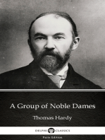 A Group of Noble Dames by Thomas Hardy (Illustrated)