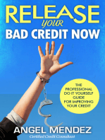 Release Your Bad Credit Now