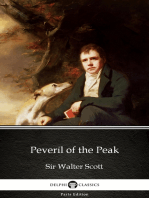 Peveril of the Peak by Sir Walter Scott (Illustrated)
